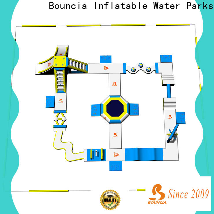 Bouncia High-quality price of inflatable water slide wholesale for outdoors