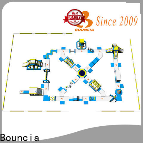 New outdoor water park bounica Suppliers for adults