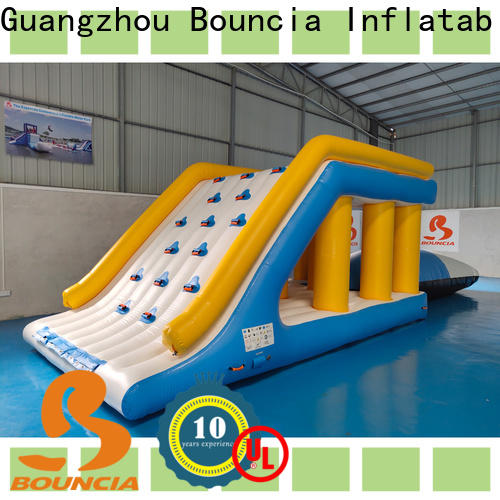 Bouncia tarpaulin inflatable water fun manufacturer for kids