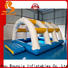 Bouncia Latest children's inflatable water park for business for pool