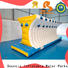 Bouncia Latest outdoor inflatable water slide from China for kids