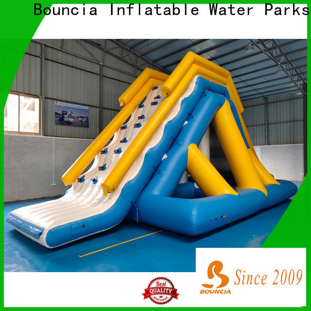 awesome inflatable lake playground typhon for business for adults