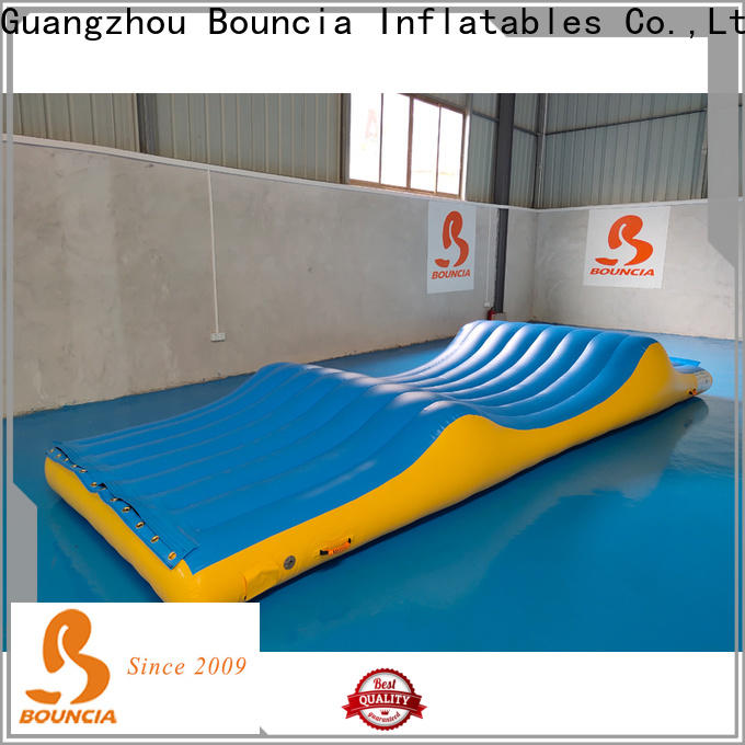 Bouncia item inflatable park for adults factory for pool
