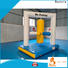 Bouncia games floating water playground manufacturers for outdoors