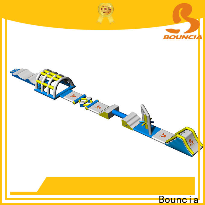 Bouncia Wholesale inflatable water park for adults customized for kids