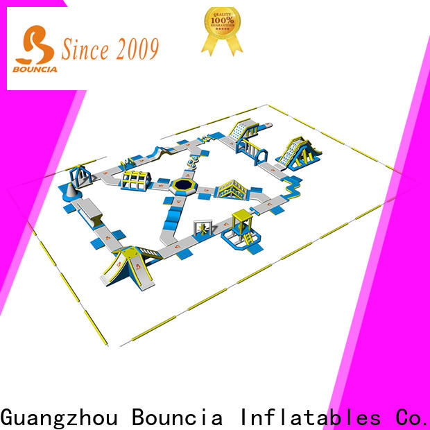 Best commercial inflatable water parks for sale equipment company for outdoors