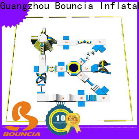 Bouncia bouncia big plastic pool with slide personalized for lake