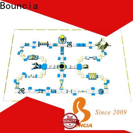 Bouncia tarpaulin blow up pool slides for sale company for adults
