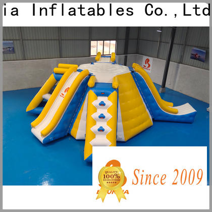 Custom inflatable water park games item company for adults