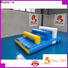 Bouncia typhon bouncy water park customized for kids