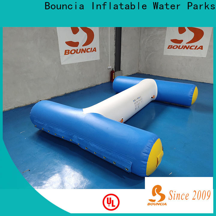 Bouncia jumping platform blow up slip and slide Supply for pool