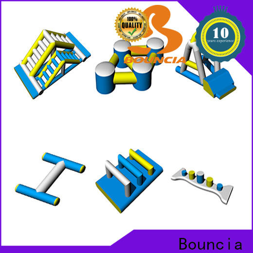Bouncia High-quality water inflatable world wholesale for lake