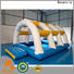 Bouncia course water obstacle course park for business for pool