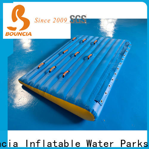 Bouncia pvc best inflatable water slide Supply for outdoors