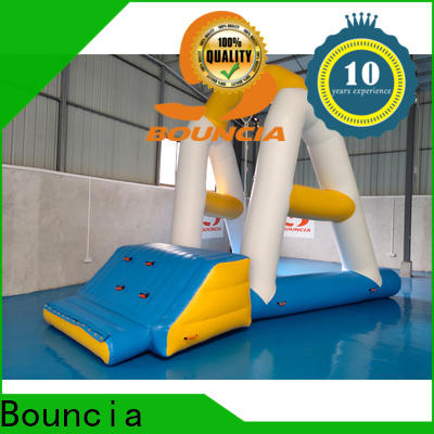 Custom inflatable assault course toys customized for kids