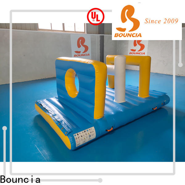 Bouncia Best floating water sports Suppliers for pool