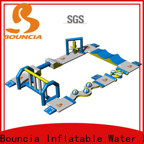 Bouncia inflatable water toys factory for outdoors
