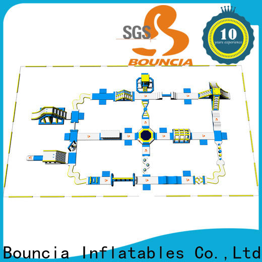 Bouncia equipment the inflatable water park company for kids