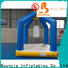 New bouncy water slide beam company for outdoors