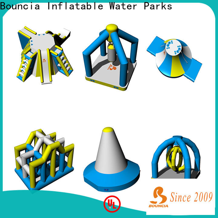 New the inflatable water park bouncia factory price for lake