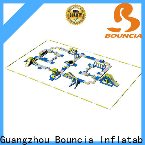 Bouncia fun blow up water slides to buy manufacturers for outdoors