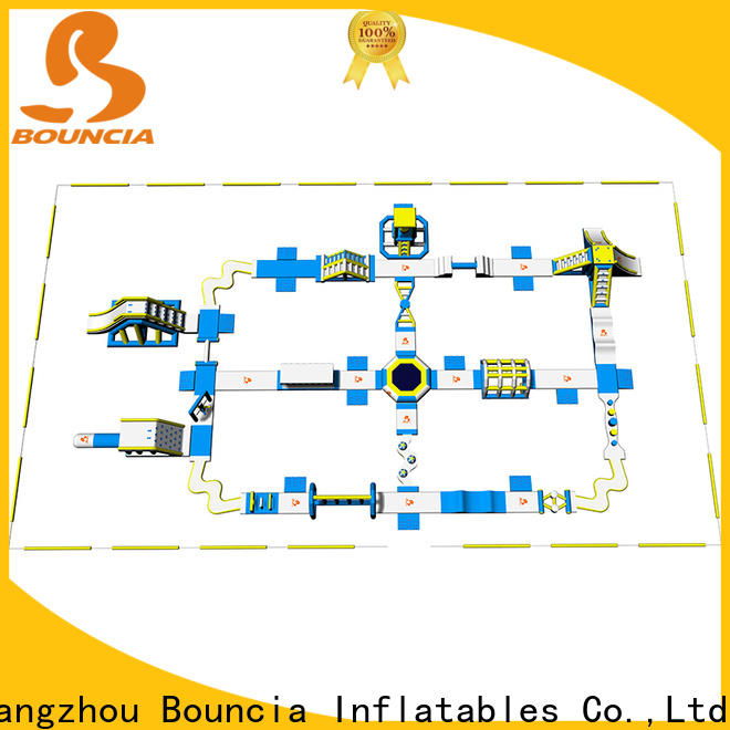 Bouncia durable inflatable water play factory price for adults