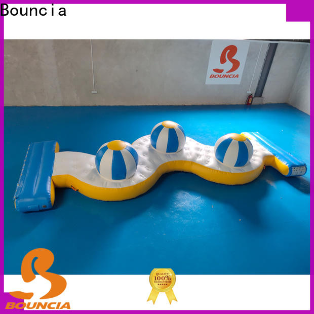 Latest inflatable water slide park tarpaulin factory for outdoors