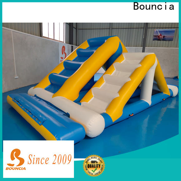 Bouncia Top blow up slide customized for kids