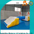 Bouncia New inflatable splash park factory for outdoors