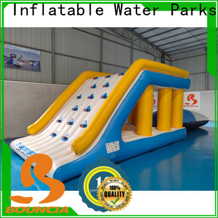 Best aqua fun park ramp company for pool