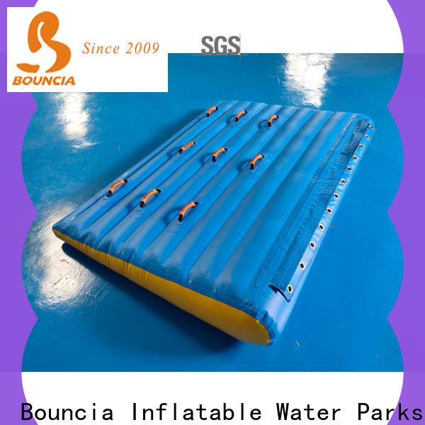 awesome water theme park jumping platform for pool