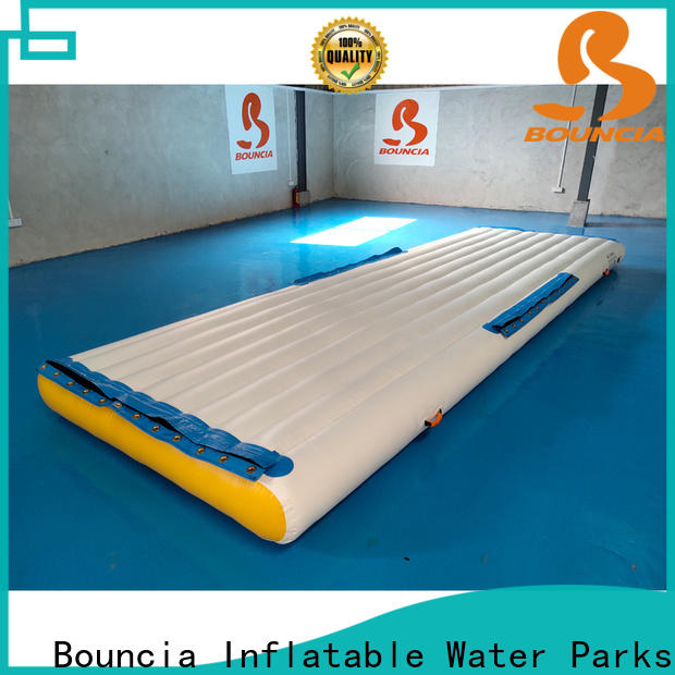 New inflatable water playground course Supply for adults
