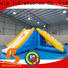 Bouncia colum inflatable water slides for adults company for kids