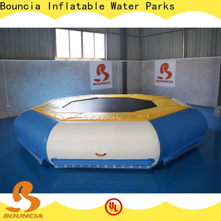 Bouncia Top inflatable water sports for pool