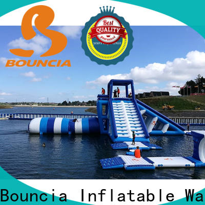 Latest water inflatables for sale trampoline from China for kids