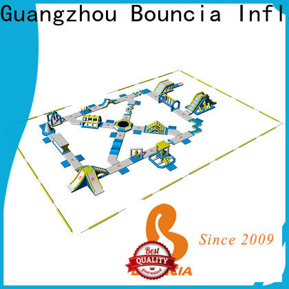 Wholesale inflatable waterparks bouncia for outdoors
