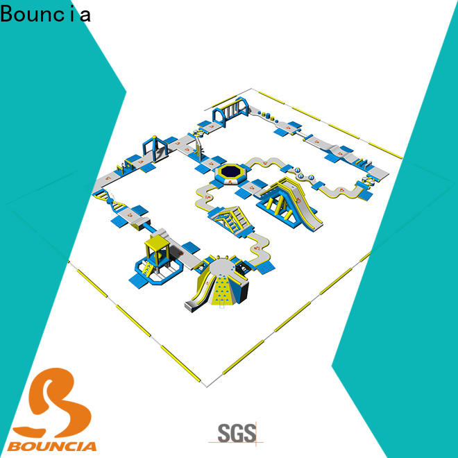 Bouncia bouncia inflatable water slide manufacturers for outdoors