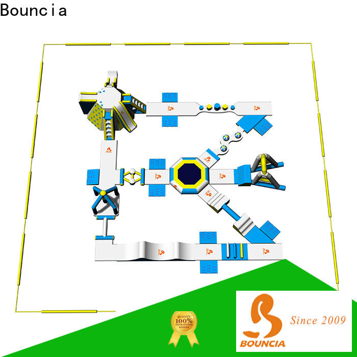 Bouncia Custom water slides for water parks for business for adults