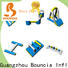 Bouncia certificated floating water park for sale supplier for outdoors