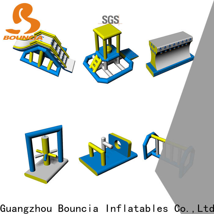 Bouncia equipment water park for sale company for outdoors