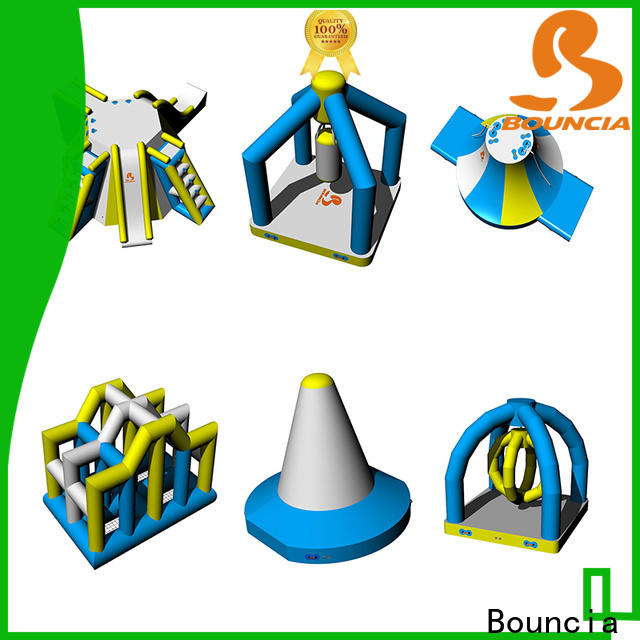 Bouncia High-quality water park design build for business for outdoors