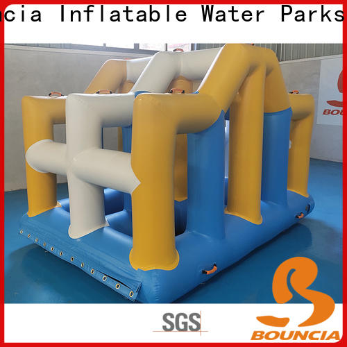 Bouncia mini games inflatable floating water park for sale manufacturer for outdoors