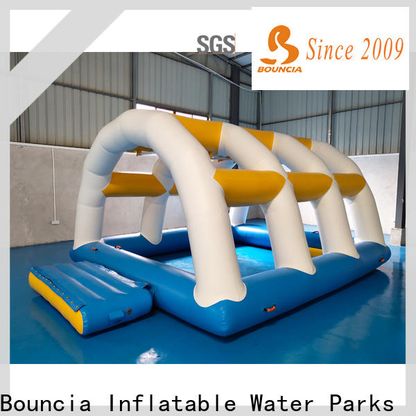 Bouncia Wholesale inflatable water park price for pool