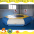 Bouncia jumping platform inflatable slip n slide manufacturer for adults