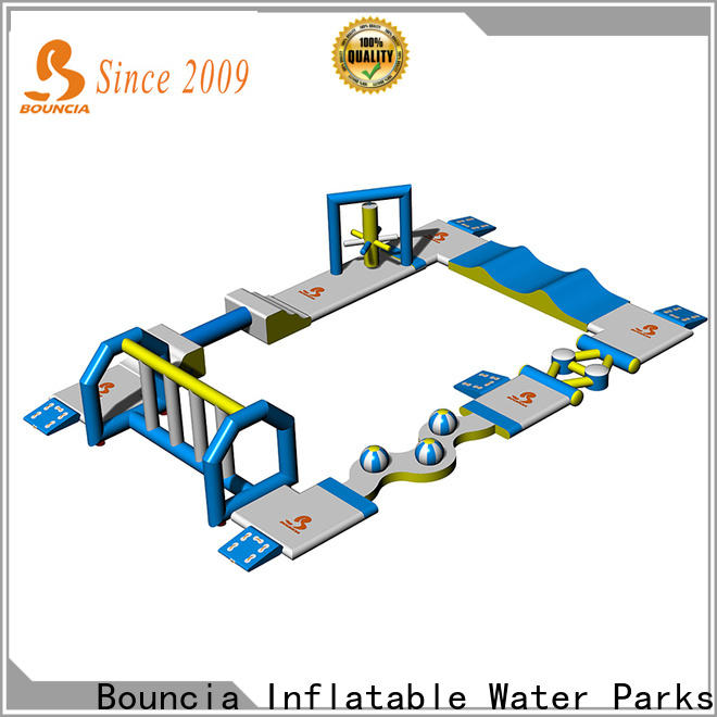 Bouncia New commercial inflatable water park for business for kids