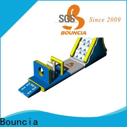 Bouncia Top inflatable water slide factory for kids