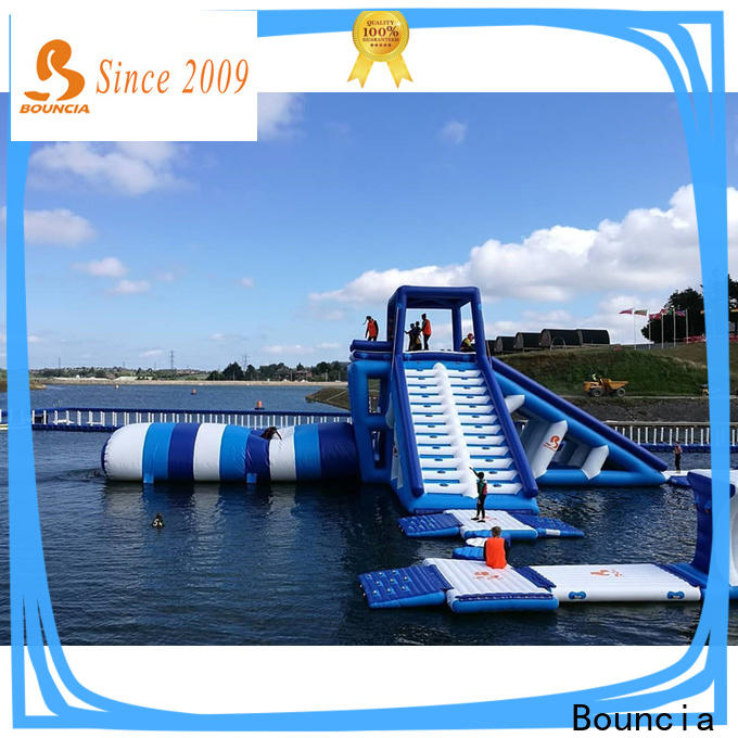 Wholesale inflatable water park for sale course company for outdoors
