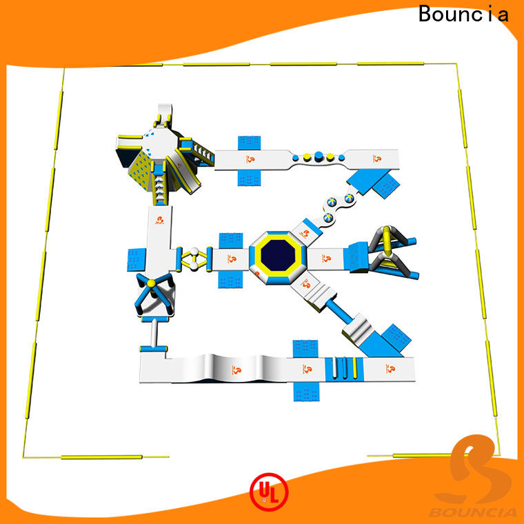 Bouncia bouncia inflatable park factory price for adults