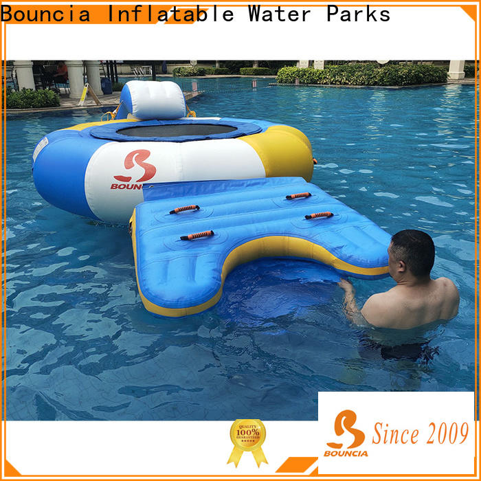 Bouncia Top backyard inflatable water park for outdoors