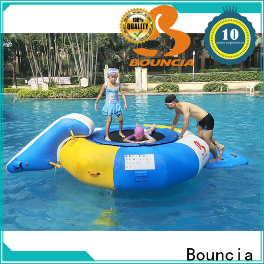 Bouncia typhon inflatable water park for sale for outdoors